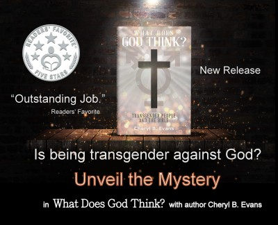 Transgender People and The Bible, transgender books